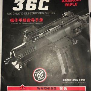 Other - 36C Airsoft Gun